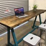 ahşaptan çalışma masaları 2018