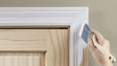 ahsap kapılar nasıl boyanir