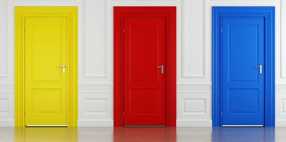 ahşap kapı nasıl boyanır