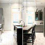 altıgen desen mutfak zemin fayansı