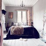 bohem yatak odası dekor örnekleri
