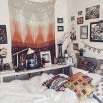 boho genç odası dekorasyonu