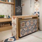 çini desenli mutfak dekorasyon örnekleri 2018