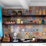 çini seramik mutfak dekorasyonu