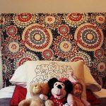 çocuk odası için yaratıcı yatak başı