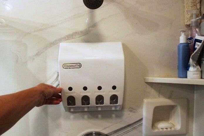 duşa kabin nasıl temizlenir