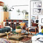 eklektik ev dekorasyonu