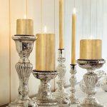 gümüş dekoratif ev aksesuarları 20