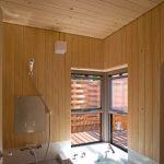 iskandinav tarzı banyo duvar kaplamaları