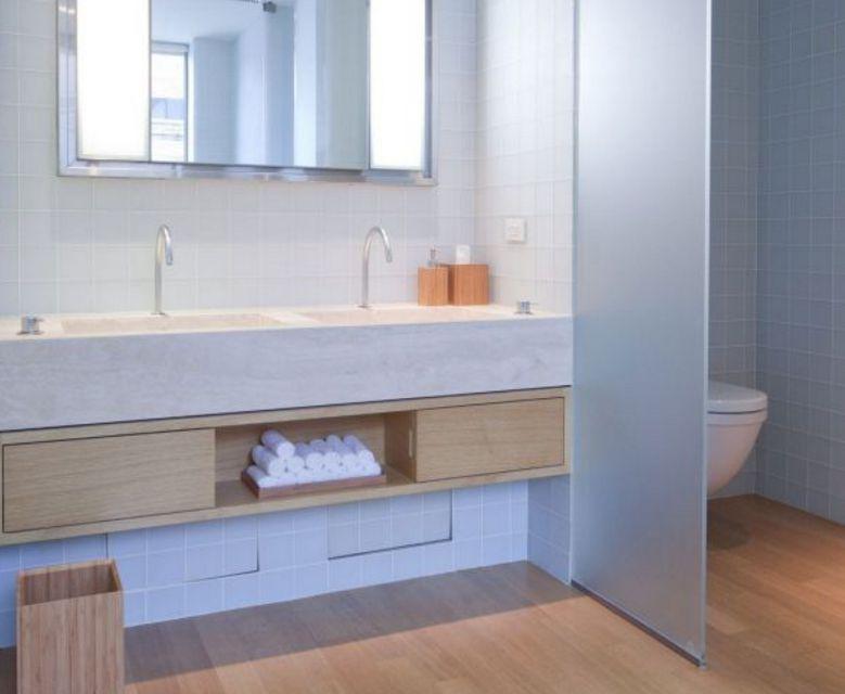 Modern banyo 2018 dekorasyon fikirleri ev dekorasyonu - Banyo dekorasyon ...