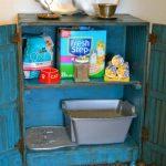kedi tuvalet kutusu evde nerelere konulabilir
