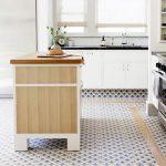 modern mutfak zemin fayansı