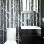 modern siyah beyaz duvar kağıdı