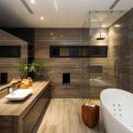 modern ve doğal banyo duvar kaplamaları