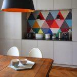 mutfak için doğru duvar kağıdı seçimi