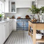 mutfak zemini için fayans