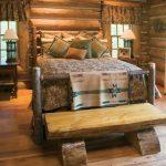 rustik tarz yatak odası için neler gerekli