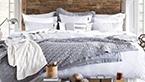 rustik yatak odası dekorasyonu örnekleri