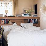 yatak arkası dekorasyon fikirleri 2018