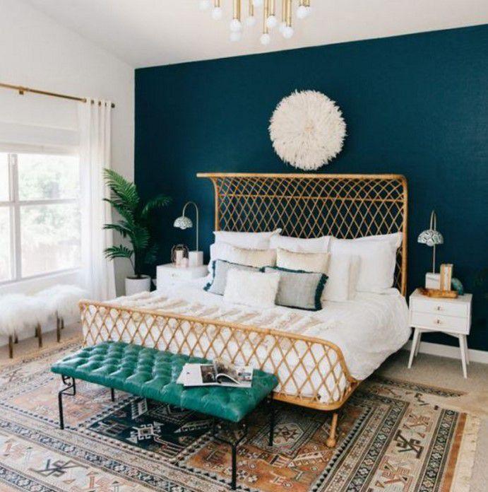 Yatak Odasi Boya Rengi Secimi 2018 Ev Dekorasyonu