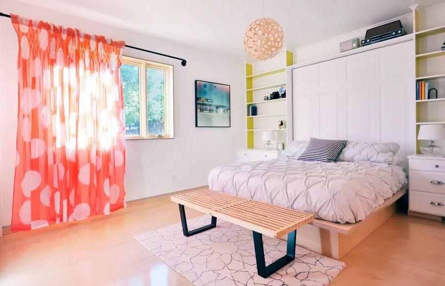 yatak odası bank dekorasyon fikirleri 2018