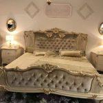 barok yatak odası modelleri