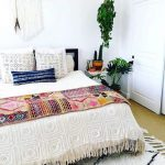 boho yatak odası
