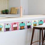 dekoratif mutfak sticker modelleri 2018
