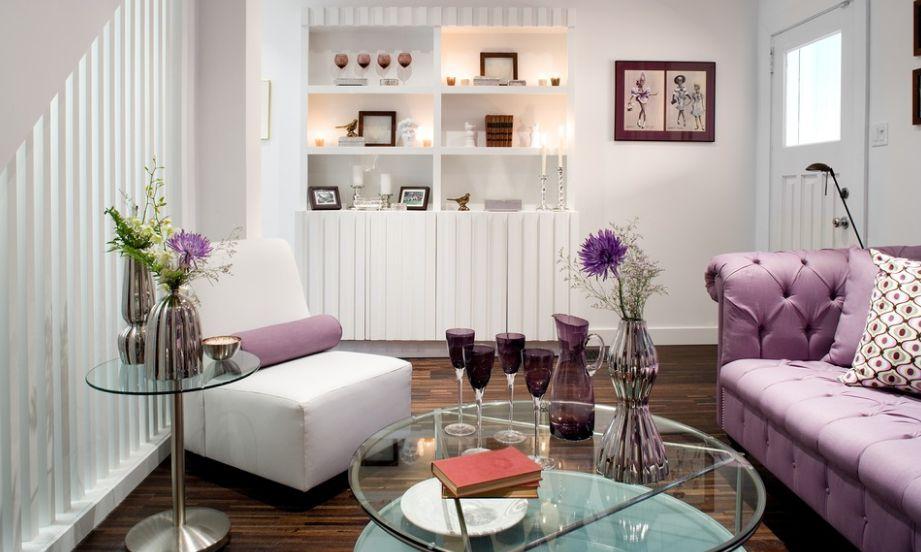 ikea modern cam sehpa   Ev dekorasyonu