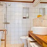 iskandinav stili çamaşır odası