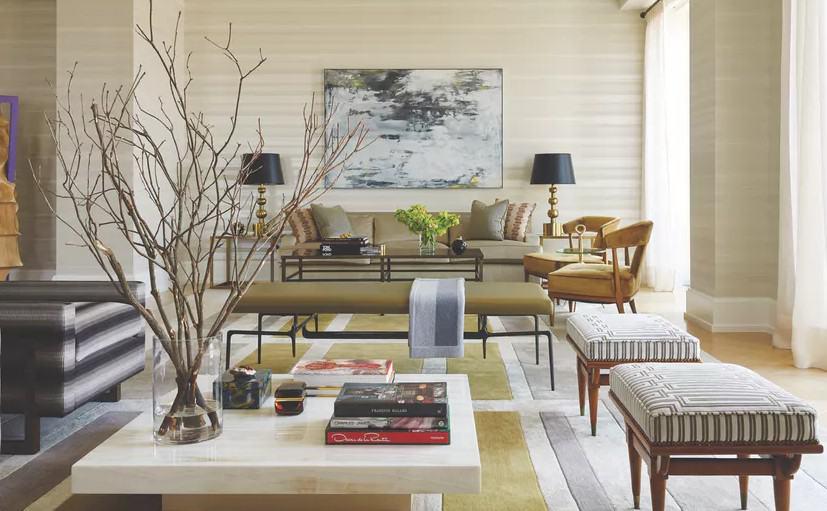 modern salon dekorasyon fikirleri   Ev dekorasyonu