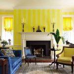 salon duvar boya renkleri - sarı