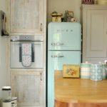 vintage mutfak dekorasyonu 2019