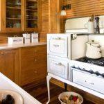 vintage mutfak dekoru