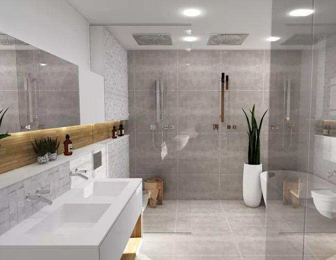 banyo dekorasyonları 18