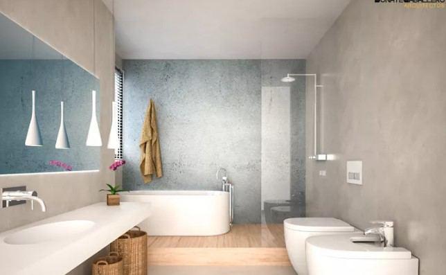 banyo dekorasyonu 2019 20