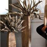 dekoratif ahşap vazo modelleri 2019