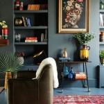 haki yeşil salon dekorunda nasıl kullanılır
