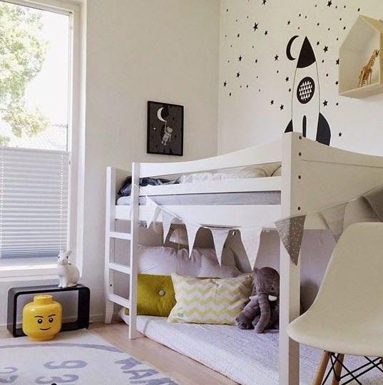 Ikea ranza modelleri 2019 ev dekorasyonu for Kura bed decoration ideas