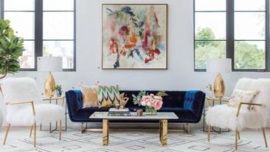 renkli ev dekorasyonu modelleri (1)
