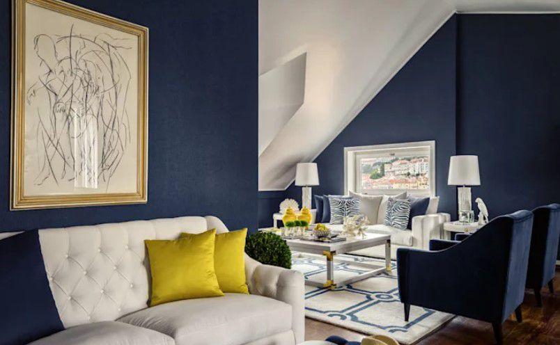 Salon duvarları için en iyi boya renkleri 2018 20
