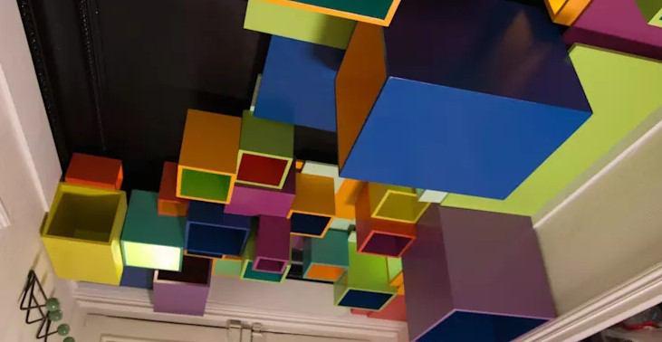 tavan dekorasyonu modelleri 2018