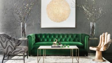 yeşil kanepe modeli 2018