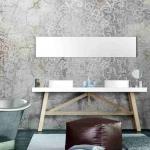 banyoya uygun duvar kağıdı modelleri 2018
