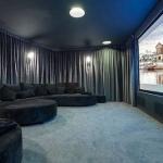 ev sineması tasarım fikirleri