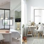 evde çalışma alanı düzenleme ve dekor fikirleri