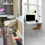 evde çalışma alanı oluşturma ve alan seçme