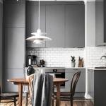 minimalist mutfaklar 2019
