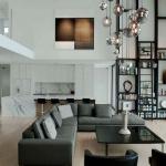 modern oturma odası dekor fikirleri 2018