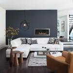 modern oturma odası dekoru